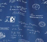 Saténové povlečení Indigo,140 x 200 cm, 70 x 90 cm