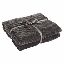 DecoKing Henry takaró, szürke, 150 x 200 cm