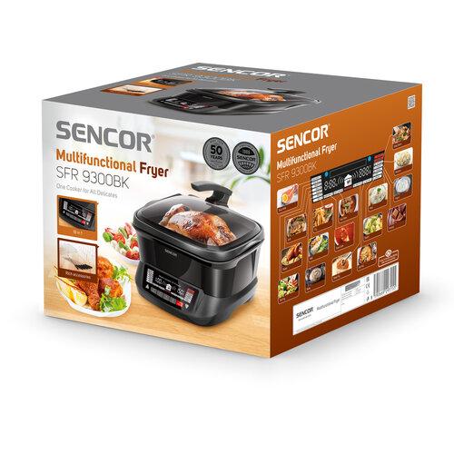 Sencor SFR 9300BK multifunkční hrnec