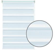 Roleta easyfix podwójna biały, 90 x 220 cm