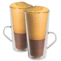 Set două pahare termo Maxxo Cafe Frappe