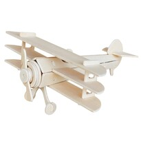 Dziecięcy zestaw do zabawy Construct Plane, 23 x 18,6 cm