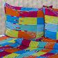 Lenjerie de pat din crep Bruno Color, 140 x 200 cm, 70 x 90 cm