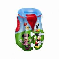 Bestway Nafukovací plavací vesta Mickey mouse a Minnie, 3 - 6 let