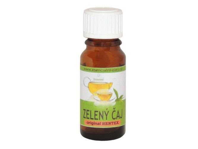 Vonný olej zelený čaj, Rentex