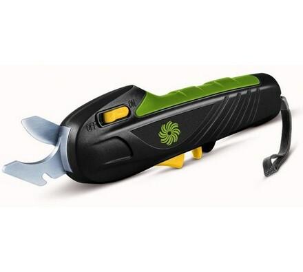 Nůžky zahradní akumulátorové Fieldmann FZN 4004-A, zelená