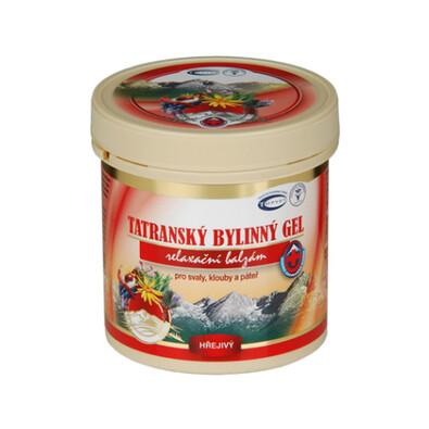 Topvet tatranský gel 250 ml