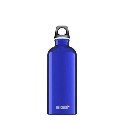 SIGG Traveller Dark Blue láhev 0,6 l