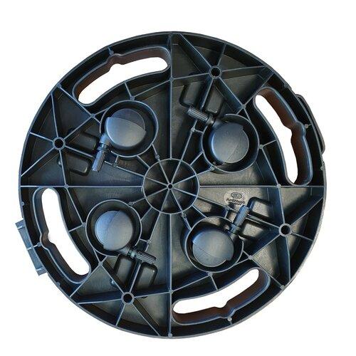 Artplast Prepravný vozík/pojazdná plošina max. 170 kg, 30 x 7 cm