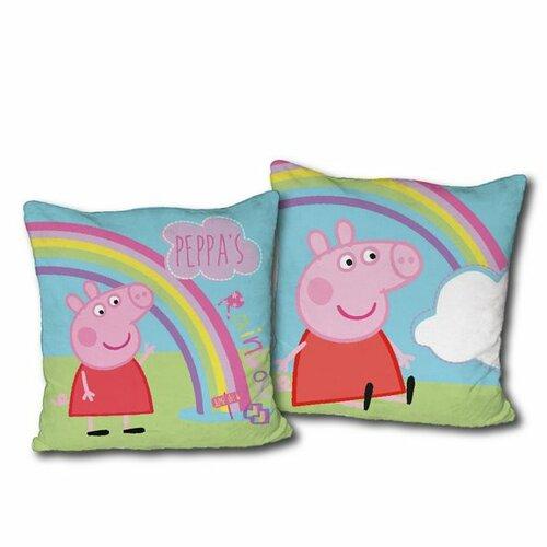 Jerry Fabrics párnahuzat Peppa Pig 016, 40 x 40 cm