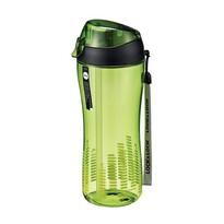 LOCK&LOCK butelka sportowa z rurką silikonową, zielona