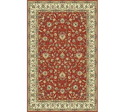 Kusový koberec Brilliant, terrakota, 135 x 195 cm