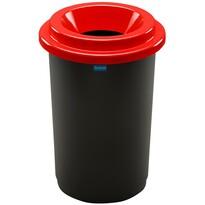 Coș de sortare deșeuri Aldo Eco Bin, 50 l, roșu