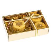 Zlatý set svíček