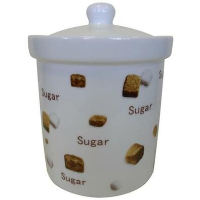 Pojemnik ceramiczny Cukier, 750 ml