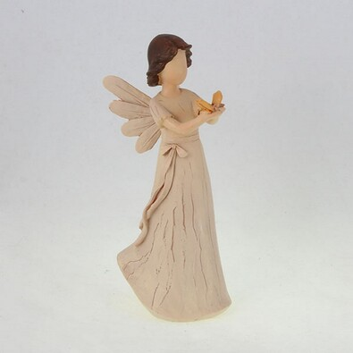 Anděl s motýlem