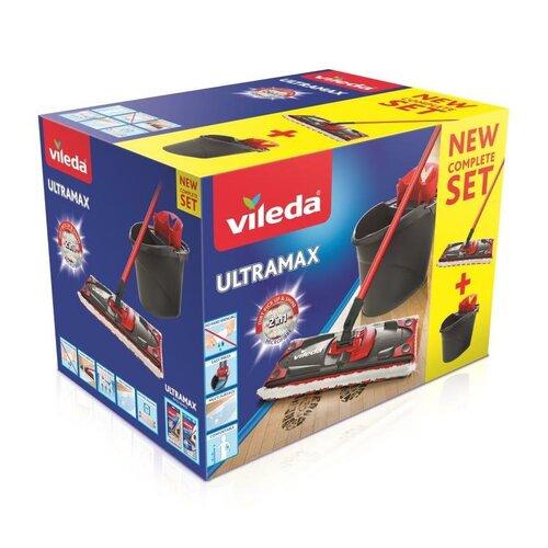 Vileda Ultramax Complete Set box