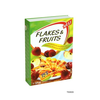 Sejf krabice Flakes and fruits