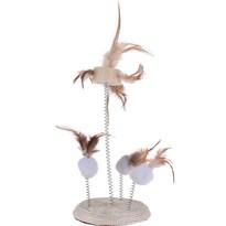 Jucărie pentru pisici Play tower, 33 cm
