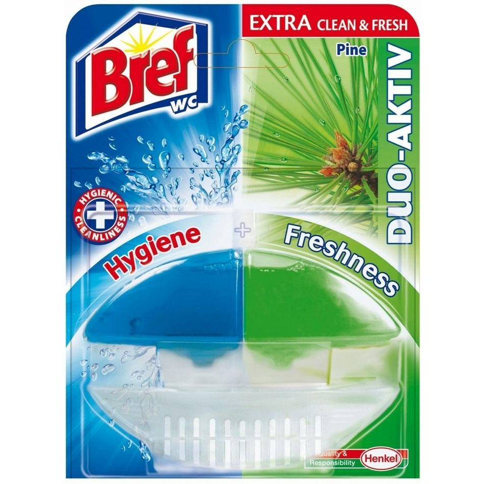 Bref WC Duo Activ original Pine 60 ml,