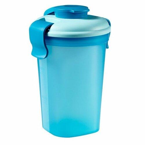 Curver Fľaša na potraviny LUNCH&Go 0,75 l, modrá