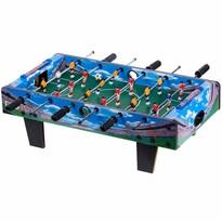 Ecotoys Stolný futbal 70 x 36 cm, modrá