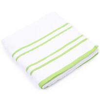 """Ręcznik """"Snow"""" zielony, 70 x 140cm"""
