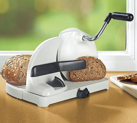 Mechanický kráječ na chleba