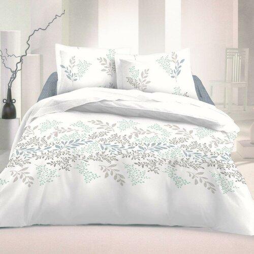 Kvalitex Victoria pamut ágynemű, fehér, 200 x 200 cm, 2 db 70 x 90 cm