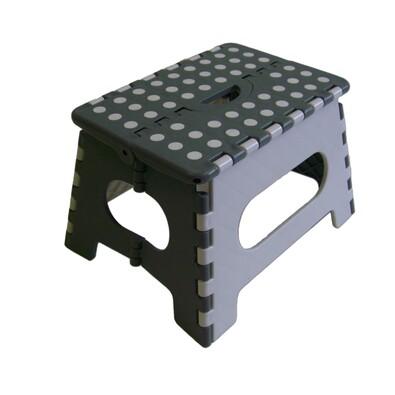 Skládací stolička šedá