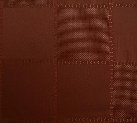 Teflonový ubrus Dupont, tmavě hnědá, 120 x 140 cm