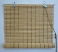 Roleta bambusová Brutus prírodná