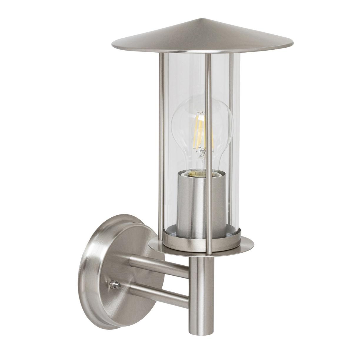 Rabalux 7846 Nashville Venkovní nástěnné svítidlo, stříbrná