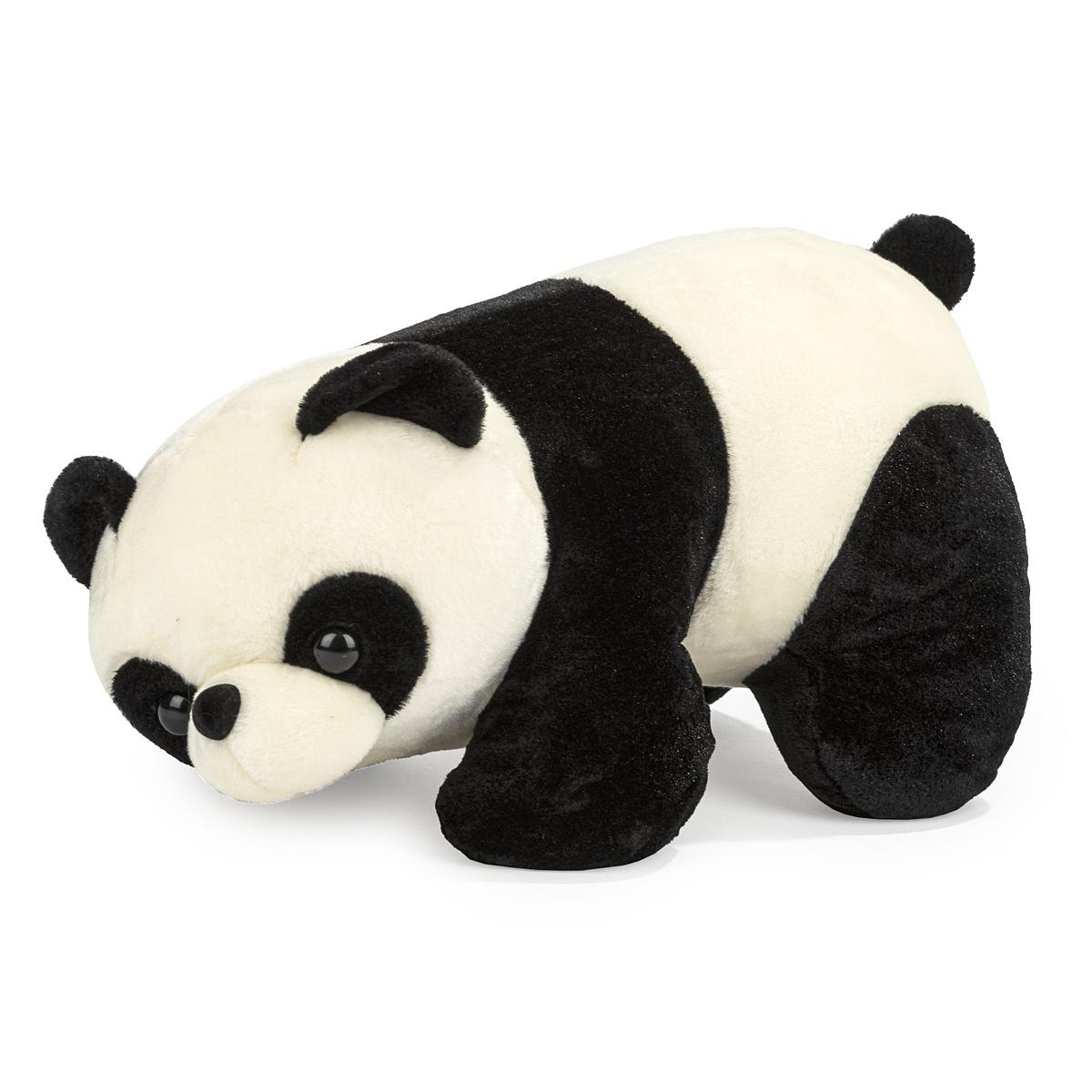 Jucărie din pluș Panda, 40 cm imagine 2021 e4home.ro