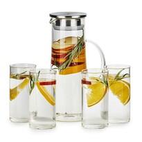 4Home Zestaw Dzbanek i 4 szklanki Summer Hot&Cool