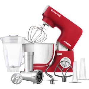 Sencor STM 3774RD kuchyňský robot, červená