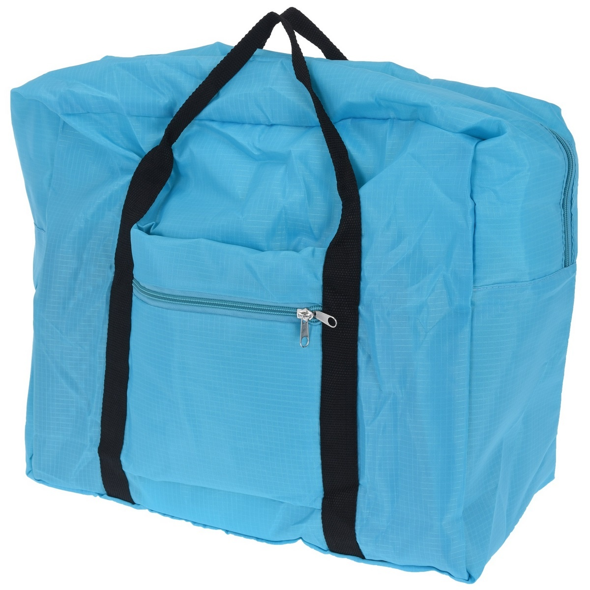 Koopman Skládací cestovní taška světle modrá, 44 x 37 x 20 cm