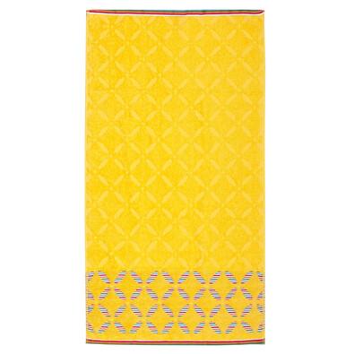 4Home Ručník New Rainbow žlutá, 50 x 90 cm