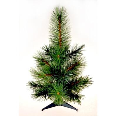 Vánoční stromeček stolní borovice, v. 55 cm, zelená