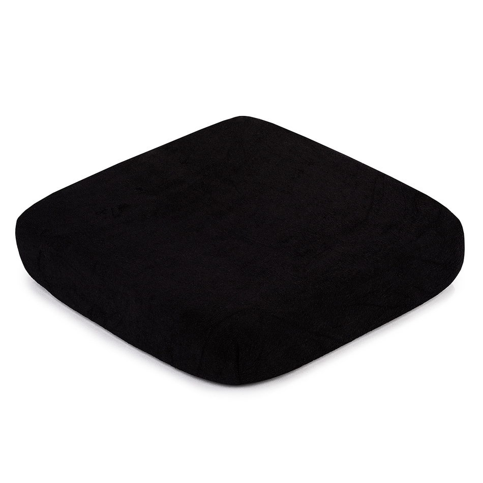 Produktové foto 4Home froté prostěradlo černá, 90 x 200 cm
