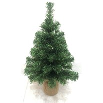 Stromček v jute Tiga, 50 cm