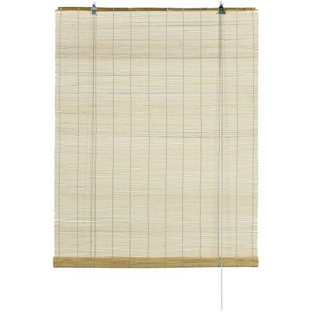 Roleta bambusová prírodná, 100 x 160 cm