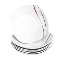 Domestic Sada hlubokých talířů Amelie, , 21,5 cm, 6 ks