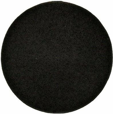 Kusový koberec Color shaggy antracit, 120 cm