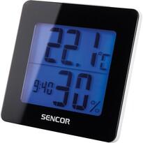 Sencor SWS 1500 B Teplomer s hodinami