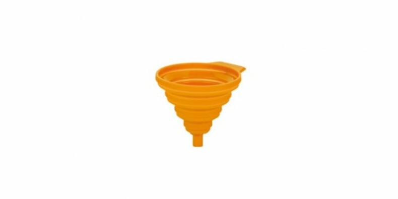 Nálevka FUSION ¤ 8 cm, Tescoma, oranžová, 8 cm