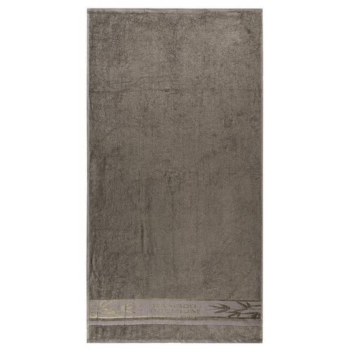 Set 2 prosoape 4Home Bamboo Premium gri, 2x 50 x 100 cm