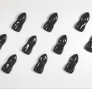 3D tapeta Batmobile černá