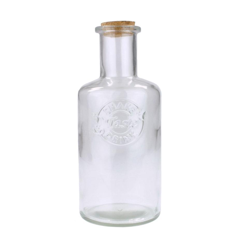 Skleněná karafa Tasty 950 ml, 9 x 22 cm