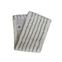 Rezervă de mop GREY 14 x 44 cm, microfibre